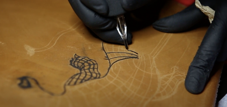 P. Tendercool - Tattoo Masters CZ & Tantai on Our Chairs