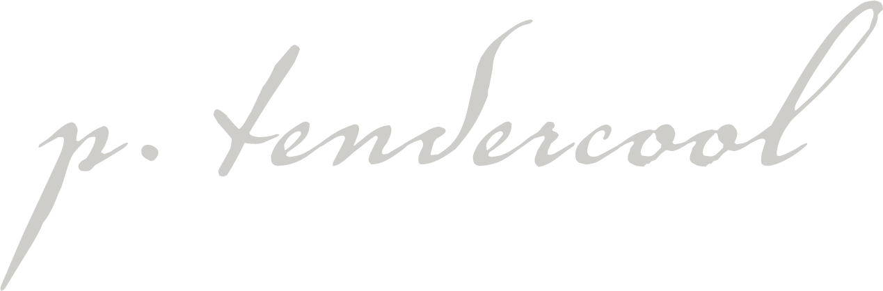P. Tendercool logo