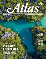 Atlas, Etihad's In-Flight Magazine