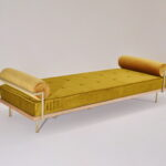 Thumbnail of http://PTendercool-Sofa-PT76-BS1-TE-BL-NO-JT%20Moss%20(Umber)%20/%20GYD%20Quercus%20(Oro)-03