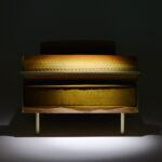 Thumbnail of http://PTendercool-Sofa-PT76-BS1-TE-BL-NO-JT%20Moss%20(Umber)%20/%20GYD%20Quercus%20(Oro)-07